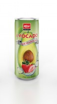 250ml Avocado with Strawberry
