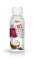 310ml PP bottle Coconut Milk