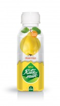 310ml PP bottle Pear Milk
