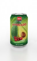 330ml Avocado with Cherry Juice