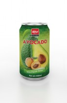 330ml Avocado with Peach Juice