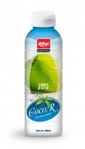 500ml Customize label Pure Coconut Water