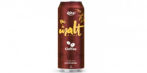 Coffee flavor malt drink 500ml