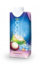 Mangosteen Flavour Coconut Water