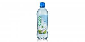 Pure Coco Sparkling 450ml Pet bottle
