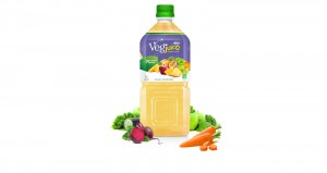 Rita vegetable pineapple passion fruit 1000ml pet bottle