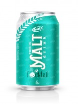 malt drink with cocktail flavor